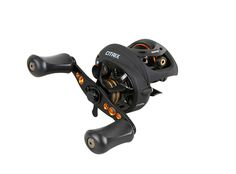 Okuma Fishing - Citrix: The Hi-Rise Spool is designed for maximum casting performance. This machined-aluminum spool design features a large arbor and has holes drilled into the spool. By increasing this spool arbor and porting the arbor of the spool we can achieve maximum spool velocity. We also refer to this design as an inertia-free spool system.