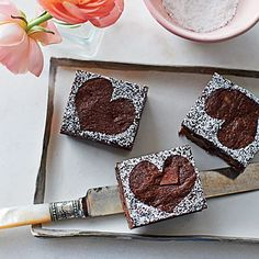 Very Fudgy Brownies | Coastalliving.com