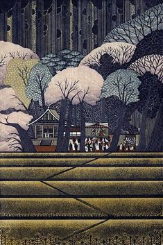 Geometric Japanese Art - My Modern Metropolis