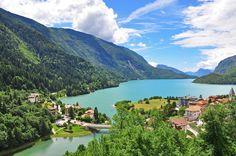 Talianske Trentino: Malebné jazerá v náručí hôr | Dromedár.sk