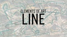LINE This is the third in our Seven Elements of Art series that helps students make connections between formal art instruction and our daily visual culture. High School Art, Middle School Art, Elements Of Art Line, Line Lesson, Classe D'art, Visual Literacy, Art Curriculum, Principles Of Art, Art Series