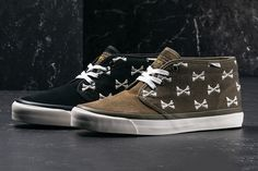 Vans Vault x WTAPS's New Collection Goes Premium and Brings Back the Beloved…