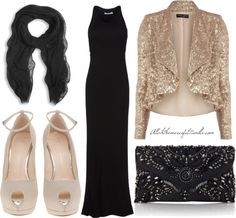 polyvore evening options - Google Search