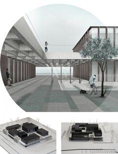 COWORKING pinedo | Arquitectura