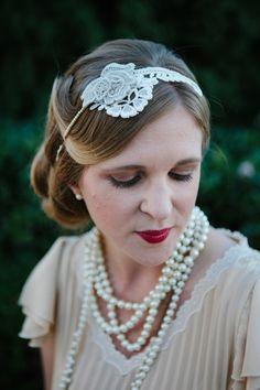 Acute Designs: Gatsby-inspired photo shoot, vintage makeup, red lipstick, smokey eye, glamorous makeup, wedding makeup, vintage makeup