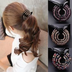 Jewelry & Accessories Novelty Hair Accessories High Quality Alloy Hollow Five-pointed Star Tassel Hairpin Stars Moon Hairpin Ladies Decorations Modern Design