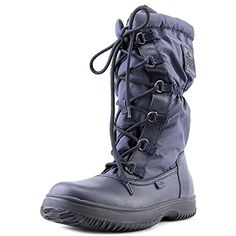 Sage Round Toe Canvas Winter Boot *** For more information, visit image link. (This is an affiliate link) #Outdoor