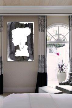 Oliver Gal Beaute Canvas Art