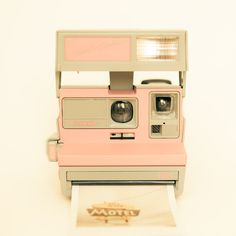 cutest polaroid camera