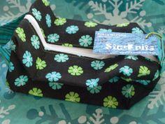 Phat Fiber Sample Box: Star Knits box project bag giveaway! #starknits