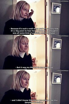 JKR talks about living with depression while writing Harry Potter - Imgur // Just looking at this makes me want to cry with her. :'(