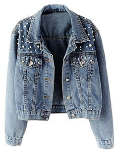 2019 Plus Size Denim Jacket Women Boyfriend Jean Coat Streetwear Harajuku Vintage Autumn Basic Outerwear, Plus Size Round Collar Jeans Jacket Sweet Women Light Blue Bomber Short Denim Jackets Long Sleeve Jaqueta Casual Coa, . Oversized Denim Jacket, Cropped Denim Jacket, Denim Coat, Bomber Jacket, Denim Jackets, Leather Jackets, Winter Jackets Women, Coats For Women, Clothes For Women