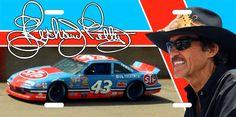 NASCAR Race Mom - Richard Petty makes seven-year-old Junctional Epidermolysis Bullosa (JEB) victim's tour most special. Richard Petty, King Richard, Nascar Racers, Seven Years Old, Mom Blogs, Racing, Printable, Posts, Fan
