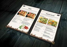 12b-restaurant-menu-design