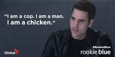 Rookie Blue Season 5 Episode 6 #McSwarek Two Truths and a Lie