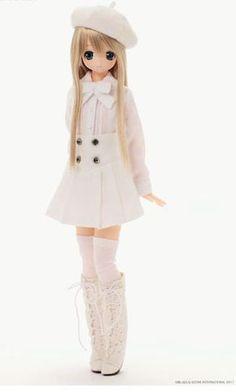 Azone Doll Excute Pure Neemo Sahras A La Mode Alisa Winter Harmony | eBay