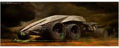 HOD Car 03 by Jakub Mathia