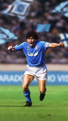 012 Diego Maradona - World Cup 2014 King of Soccer Football Poster Football 24, Legends Football, Football Images, Football Icon, Best Football Players, Football Kits, Maradona Football, Juventus Soccer, Neymar