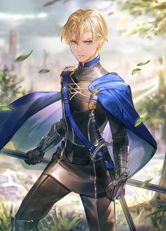 鮭 はん (@otepika) / Twitter Fire Emblem Characters, Anime Characters, Character Art, Character Design, Fire Emblem Radiant Dawn, Chinese Cartoon, Handsome Anime Guys, Blue Lion, Fanarts Anime
