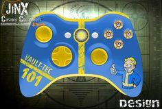 Fallout XBox360 Custom Controller