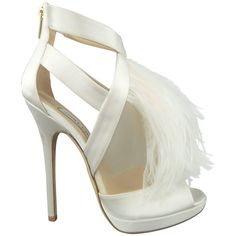 Wedding High Heels, White Wedding Shoes, White Bridal, Gents Shoes, Jimmy Choo Sunglasses, Bridal Sandals, Sparkly Shoes, Bride Shoes, Trendy Shoes