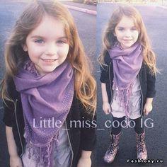 Девчоночья мода в Instagram