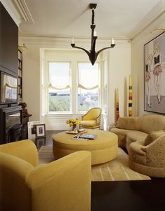 Dipped in Banana: Monochromatic Rooms
