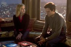 """""""Just Like Heaven"""" movie still, L to R: Reese Witherspoon, Mark Ruffalo. Hugh Grant, Mark Ruffalo, Nicholas Sparks, Jude Law, Adam Sandler, Julia Roberts, Reese Witherspoon, Kate Winslet, New Moon Cast"""