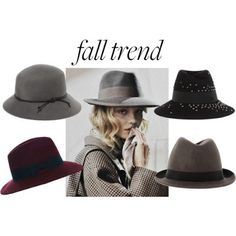 The Jem Journal: How to Wear: A Fall Hat