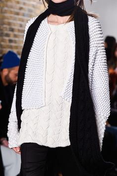 Pringle of Scotland at London Fall 2015 (Details)