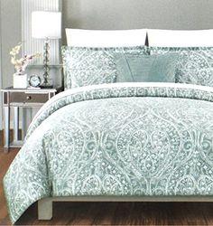 Tahari Home Luxury Duvet Cover Bohemian Style Paisley Pri... http://www.amazon.com/dp/B01FGDWVSO/ref=cm_sw_r_pi_dp_S5jnxb03V0WP0