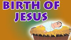 Birth Of Jesus | Bible Story For Children | Christmas Story for Kids | A...