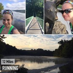 Nice work. #RP 12 miles through Cornell's Campus and along the Cayuga River! It was a perfect morning for a long run. #run #running #training #marathon #marathontraining #rt66run #route66marathon #instarun #instarunners #ithaca #cornell : @beccarun