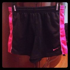 Nike Athletic Shorts Worn quite a bit. Good condition. Nike Shorts