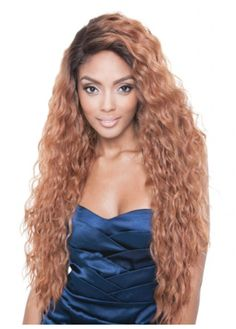Isis Red Carpet Cotton Lace Wig - Marigold Enjoy a softer finish with Red Carpet Cotton Lace. Designed to be skin friendly with breathable fibers providing you with the utmost comfort. Cotton Lace is