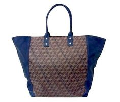 2012AW PSYCHO COLOR F○UK総柄TOTE