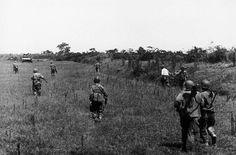 Robert CAPA : guerre d'Indochine - dernière photo prise avant sa mort en mars 1954