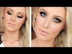 Ultimate Bronze Smokey Eye Tutorial - YouTube. I wouldn't use the bottom false lashes & would only use one pair on top but this look is gorgeous!