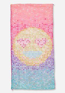 Emoji Sleeping Bag