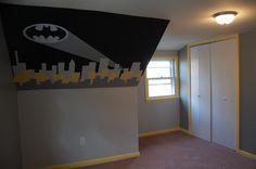 batman nursery progress! - JustMommies Message Boards