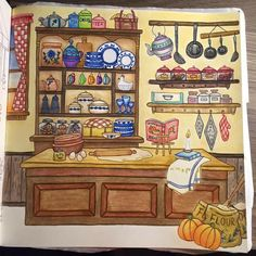 Eriy's Romantic Country - Kitchen
