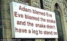 Adam-blamed-Eve