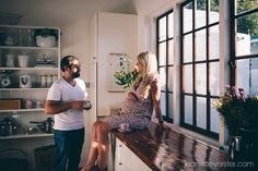 Paula and Mark's lifestyle maternity shoot in Parkhurst - Jeanette Verster Photography Newborn Pictures, Maternity Pictures, Pregnancy Photos, Baby Photos, Birth Photos, Maternity Photo Outfits, Maternity Poses, Maternity Style, Home Maternity Photography