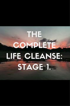 New Series: Cleansing your entire life! Beginning with stage 1, Minimalism in your home! Inspiration, motivation and encouragement for a more content life...