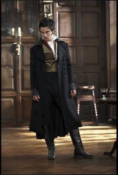 Victor Worthington, a handsome villain
