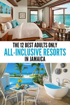 The Best Adults Only All-Inclusive Resorts in Jamaica