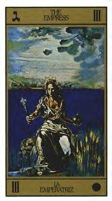 The Salvador Dali Tarot deck