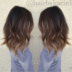 Best Bob and Lob Hairstyles: Lob ombre | Lob Hair | Pinterest | Ombre, Lob Cut and 5 Year Plan