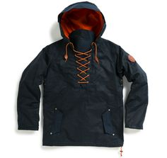 Awesome Alps and Meters new Wax Coat. Want!