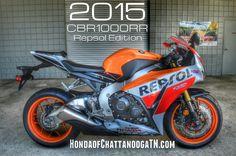 2015 Honda CBR1000RR Repsol Edition Sport Bike - Honda of Chattanooga TN / GA / AL Motorcycle Dealer